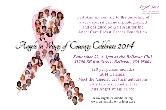 Angel Care Breast Cancer Calendar